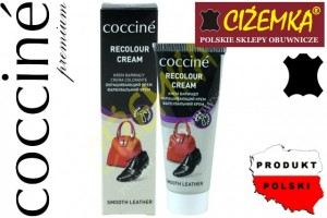 COCCINE RECOLOUR CREAM KREM BARWIĄCY DO SKÓR 25ml