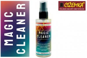 1x BAMA MAGIC CLEANER DO PODESZW PŁYN CZYSZCZĄCY 100ml