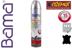 BAMA A25 IMPREGNAT butów GoreTex POWER PROTEKTOR 300 ml NOWA  NEW FORMULA
